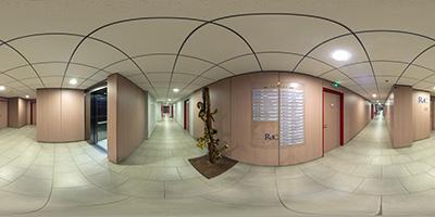 Inneos — couloir