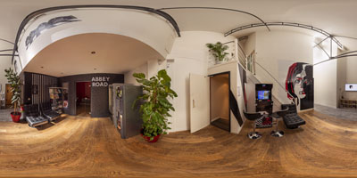 Abbey Road Institute —hall