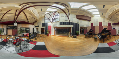 Abbey Road Institute — studio A